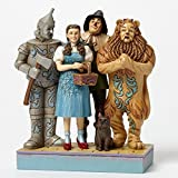 Jim Shore Wizard of Oz Dorothy Lion Scarecrow and Tin Man Figurine 4045414 New