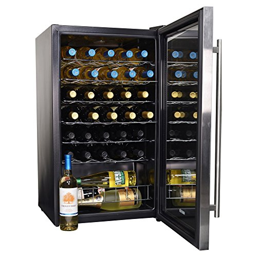 NewAir AWC-330E 33-Bottle Compressor Wine Cooler (Wine Refrigerator 4 Bottle compare prices)