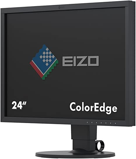 Eizo Coloredge Cs2420 61 1 Cm Grafik Monitor Schwarz Computer Zubehör