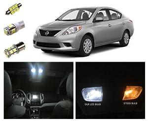 Amazoncom Nissan Versa LED Package Interior Tag Reverse