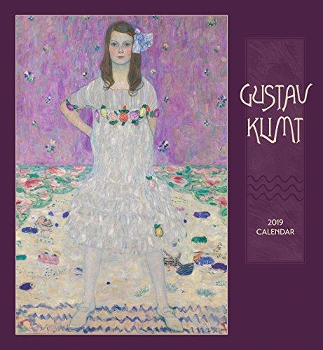 Gustav Klimt 2019 Wall Calendar