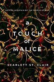 A Touch of Malice (Hades X Persephone Book 3) (English Edition)