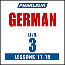 German Level 3 Lessons 11-15