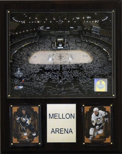 NHL Mellon Arena Plaque