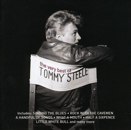 The Very Best Of Tommy Steele by Tommy Steele (The Very Best Of Tommy Steele)