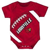 Louisville Cardinals Fanatic Bodysuit Onesie Creeper 24 Months