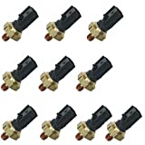 Set of 10 New Engine Oil Pressure Switch Sender Sensor for Dodge Jeep 5149062AA