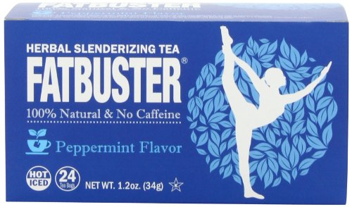 Fatbuster Herbal Slenderizing Peppermint Flavor
