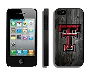Cheap Fascinating Phone Protector Best Cases for Iphone 4s Designer Iphone 4 Cover Cell Phone Accessories Texas Tech Red Raiders 3