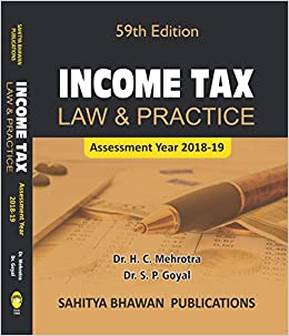 Income Tax Book In India S