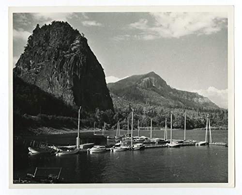 intage 8x10 Publication Photograph - Beacon Rock ()