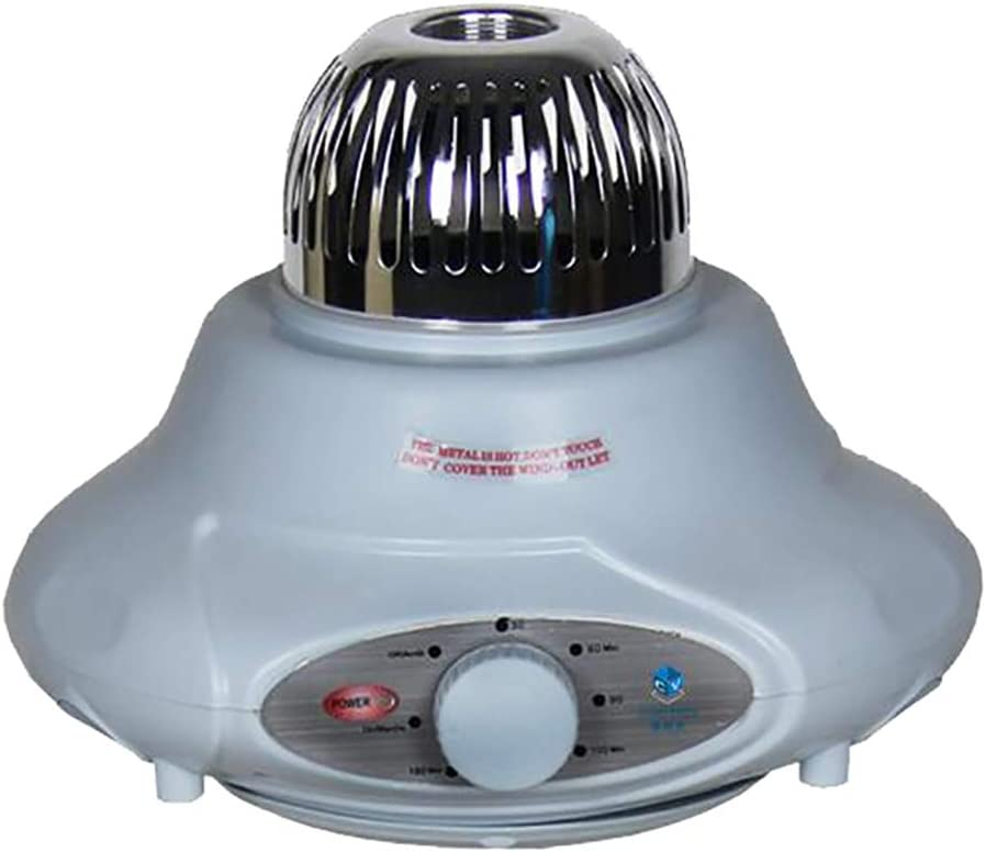1000W 220V Mini Secadora Redonda Portátil, Lavadora Eléctrica Secadora Secadora Calzado Ropa De Bajo Ruido Zapatos