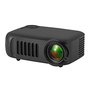 Zhhlinyuan Mini Proyector Pantalla Full HD 1080P y 14 : Amazon ...