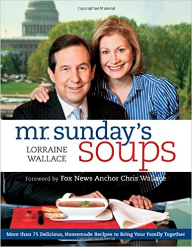 Book Mr. Sunday's Soups