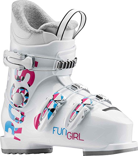- Rossignol Fun Girl J3 Ski Boots 2018 - Kid's White 185