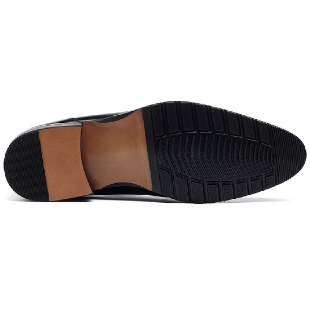 Herrenschuhe Martin Stiefel Business England Casual schwarz Fashion Comfort Tragbare Wandern schwarz Casual 8d3902