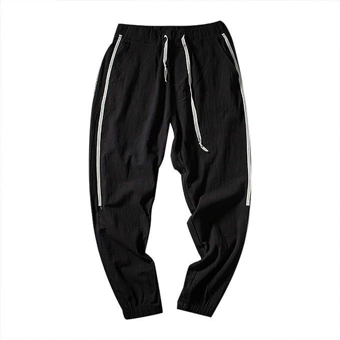 Pantalones Bombachos Hombre Blancos Pantalone De Trabajo Pantalon ...