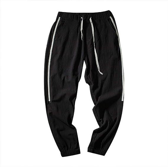 Subfamily Pantalones para Hombre - Hombres de Moda de Algodón ...