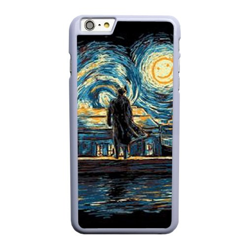 Coque,Coque iphone 6 6S 4.7 pouce Case Coque, Starry Fall Cover For Coque iphone 6 6S 4.7 pouce Cell Phone Case Cover blanc