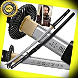 1090 Carbon Steel The Last Samurai Traditional Handmade Japanese Movie Katana perfect for cosplay outdoor camping