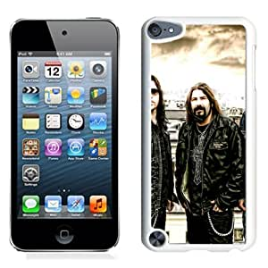 Beautiful Designed Cover Case With Firewind Band Graphics Sky City Hdr (2) For iPod Touch 5 Phone Case
