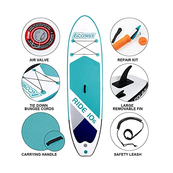 Acoway Inflatable   Sub Boards 