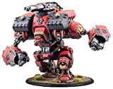 Warmachine Khador Colossal Conquest / Victor Plastic Model