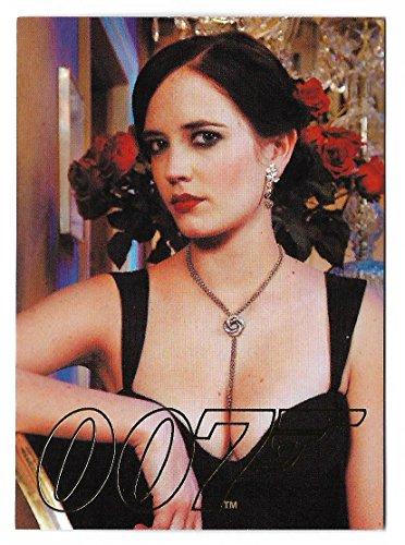 James Bond 50th Anniversary Series 2 Eva Green as Vesper Lynd Casino Royale GG38 Rewards Redemption Card
