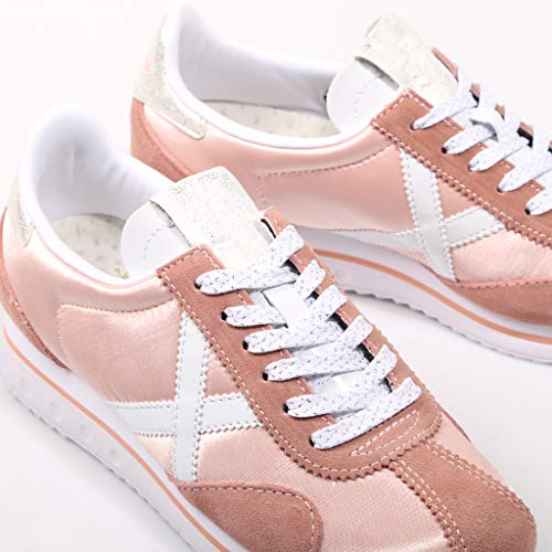 Sky salmon Adulte Rose 56 Basses blanco Munich Sapporo Mixte Sneakers 56 58nw5B6aq