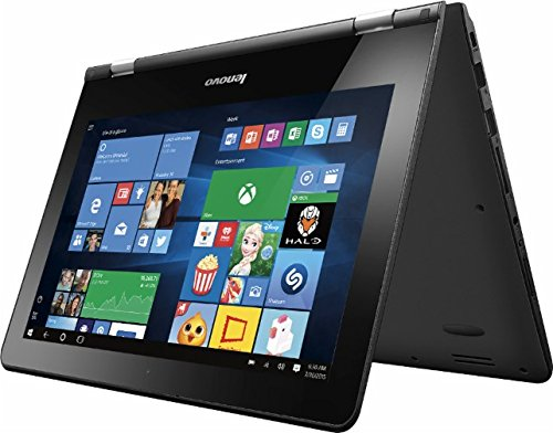 2017 Newest Lenovo Premium 2-in-1 Convertible 11.6