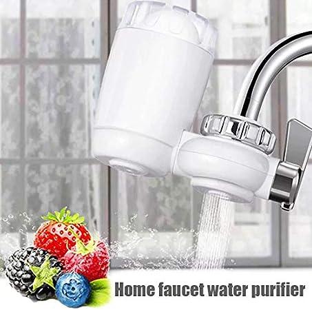 Gebuter Grifo purificador de Agua Grifo Filtro de Agua para hogar ...