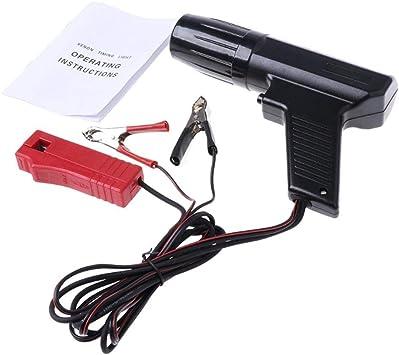 Professional Car Inductive Timing Light Tester Engine Ignition Tester-Gun US