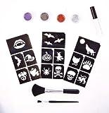 Glitter Tattoo Kits (Spooky)