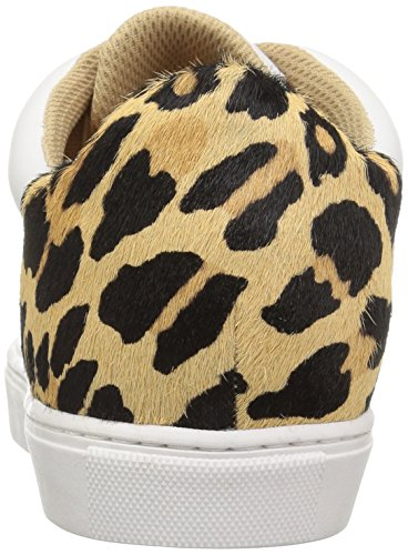 The Fix Womens Taegan Blonder-up Mote Sneaker Hvit