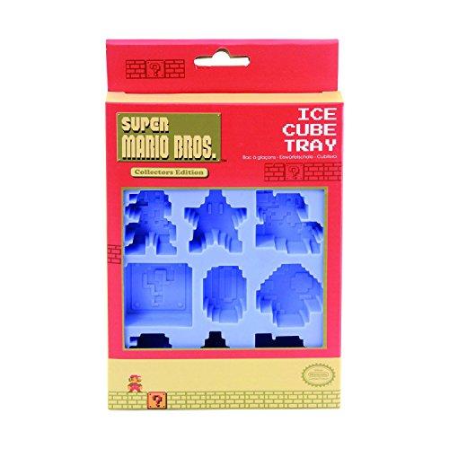 Glass Birthday Cube (Paladone Nintendo Super Mario Ice Cube Tray)