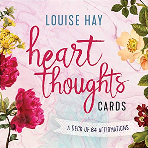 Heart Thoughts Cards A Deck of 64 Affirmations