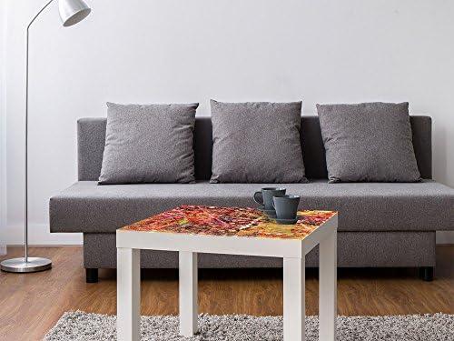 DekoGlas Cristal de IKEA Laca Mesa Decorativa, Mesa Auxiliar ...
