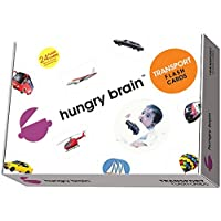 Transport Hungry Brain Flash Cards