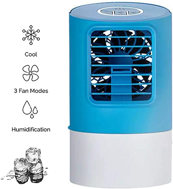 HHH Aire Acondicionado Portátil Mini Refrigerador de Aire ...