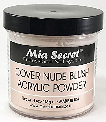 Mia Secret - Cover Nude Blush Acrylic Powder 4oz