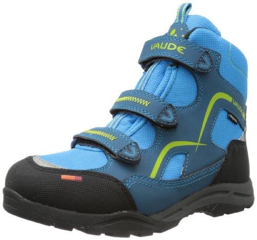 Vaude Kids Cobber Ceplex Mid - Zapatos para niños Azul (Blau (Blau))