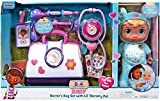lil baby dr - Disney Baby Doctor's Bag Set with Lil' Nursery Pal Playset [Bunny]