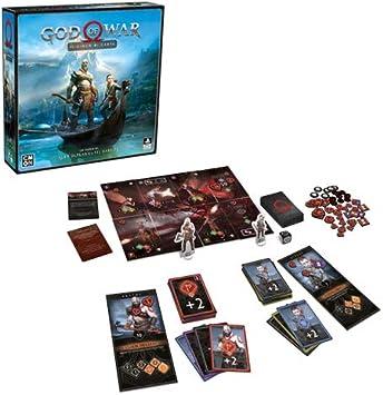 Asmodee Italia - God of War, el Juego de Cartas, Color, 8296: Amazon.es: Juguetes y juegos