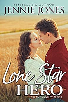 Lone Star Hero by Jennie Jones