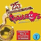 25 Bandazos De Pequenos Musical Vol. I