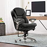 #4. Serta Works Ergonomic Executive Office Chair