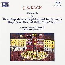 Concerti for Harpsichord Flute & Violin[Importado]