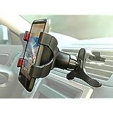 360° Grad Universal Handy Smartphone Lüftungsgitter Halterung Halter Auto KFZ PKW Lüftung Befestigung Modell: IP17