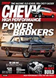 Chevy High Performance: more info
