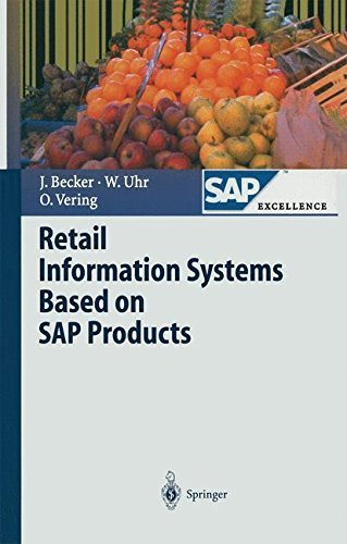Retail Information Systems Based on SAP Products (SAP Excellence) Pdf